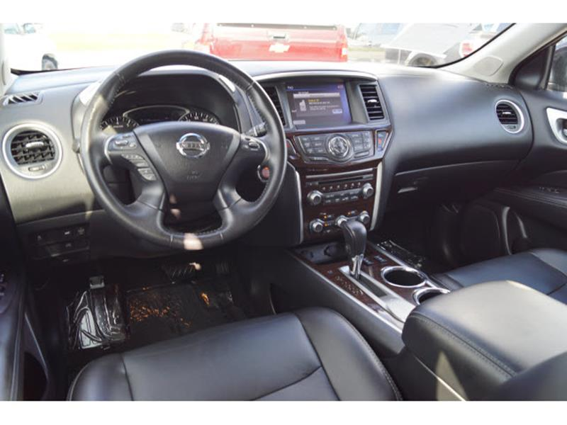 2014 Nissan Pathfinder SL 4dr SUV - Houston TX