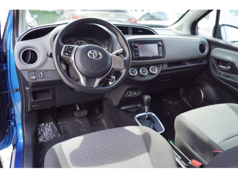 2015 Toyota Yaris  - Houston TX