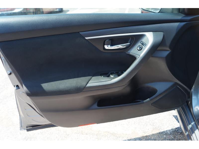 2015 Nissan Altima 2.5 SV 4dr Sedan - Houston TX