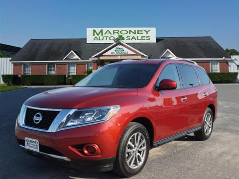 2016 Nissan Pathfinder for sale in Houston, TX