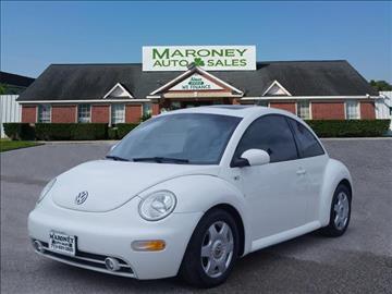 2001 Volkswagen New Beetle for sale in Houston, TX