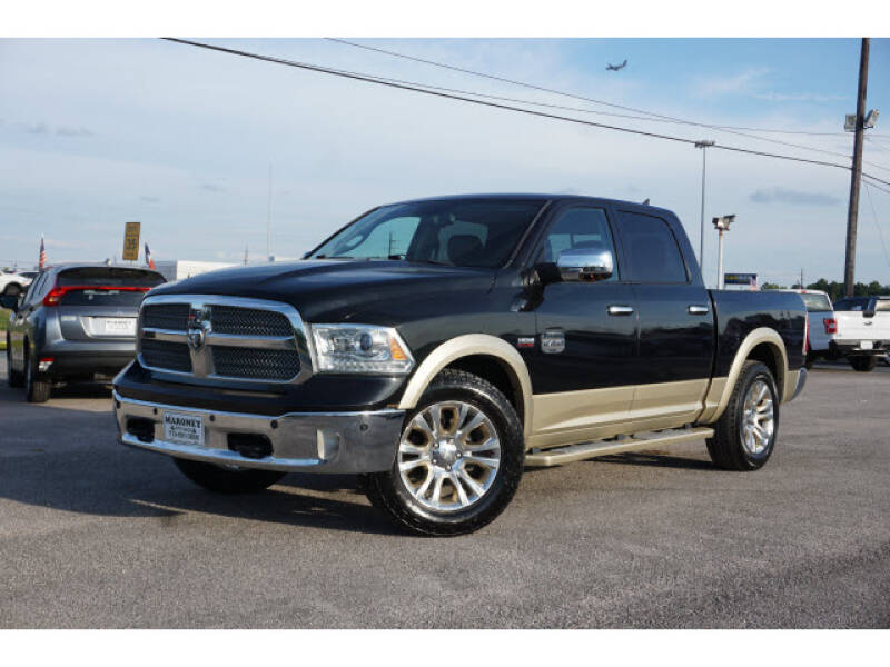 2015 RAM Ram Pickup 1500 for sale at Maroney Auto Sales in Houston TX