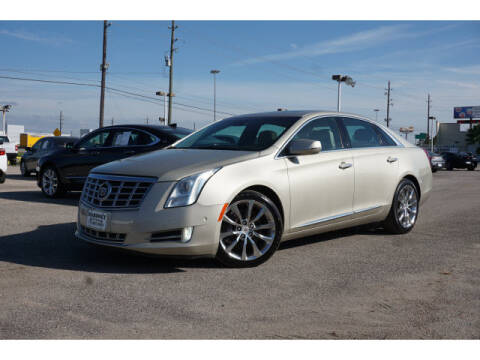 2015 Cadillac XTS for sale at Maroney Auto Sales in Houston TX
