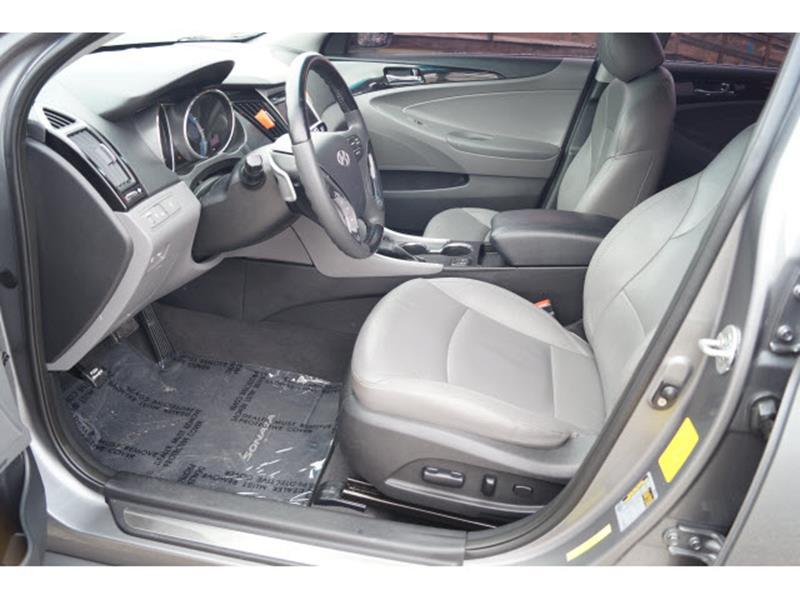 2011 Hyundai Sonata SE 2.0T 4dr Sedan - Houston TX