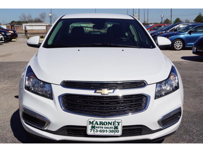 2015 Chevrolet Cruze 2LT Auto 4dr Sedan w/1SH - Houston TX