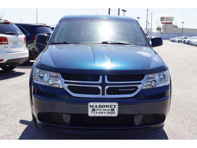 2014 Dodge Journey American Value Package 4dr SUV - Houston TX