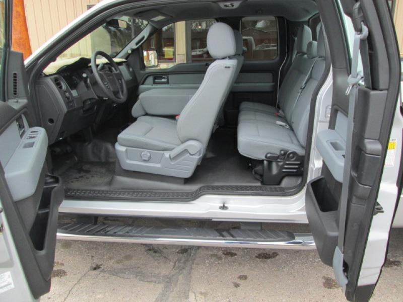 2014 Ford F-150 4x4 STX 4dr SuperCab Styleside 6.5 ft. SB - Chadron NE