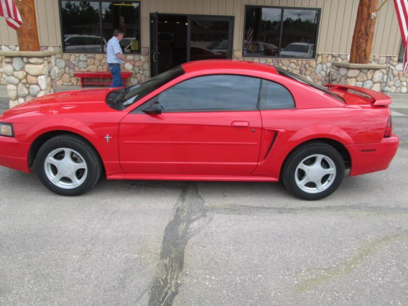 2002 Ford Mustang Base 2dr Coupe - Chadron NE