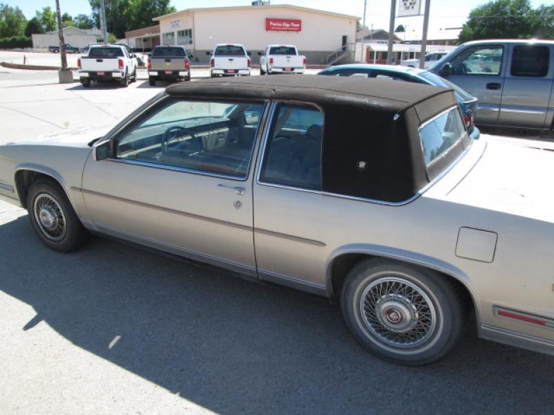 1988 Cadillac DeVille 2dr Coupe - Chadron NE