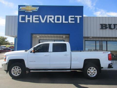 2015 Chevrolet Silverado 2500HD for sale in Chadron, NE