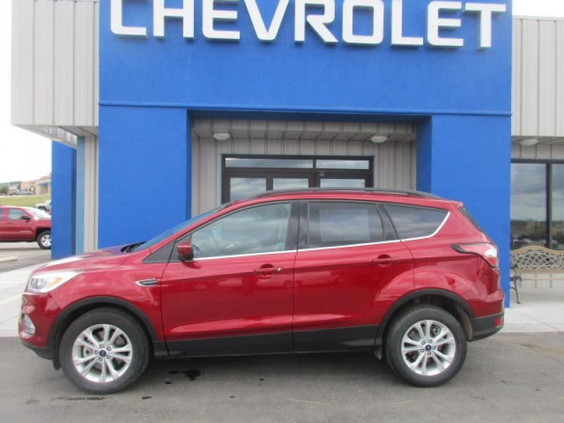 2017 Ford Escape AWD SE 4dr SUV   Chadron NE