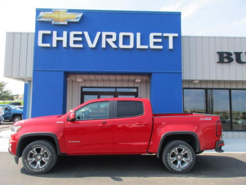 2017 Chevrolet Colorado Z71   Chadron NE