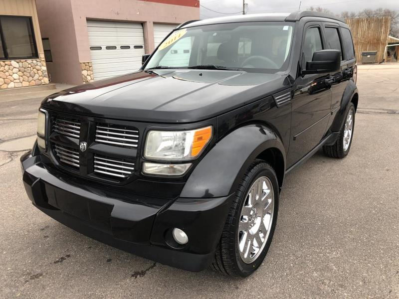 2011 Dodge Nitro 4x4 Heat 4dr Suv In Chadron Ne Tommy S Car Lot