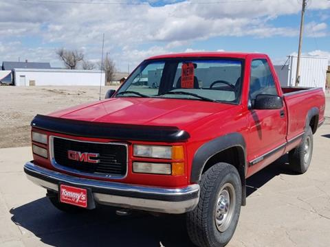 1995 GMC Sierra 2500 for sale in Chadron, NE