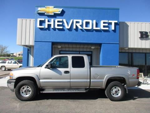 2002 GMC Sierra 2500HD for sale in Chadron, NE