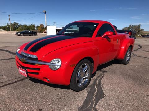 2004 Chevrolet SSR for sale in Chadron, NE