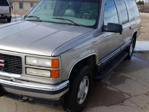 1999 GMC Suburban for sale in Chadron, NE