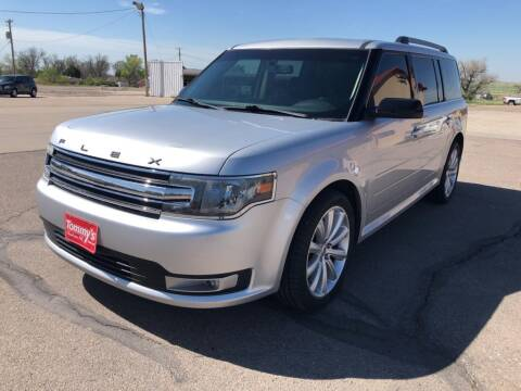 2013 Ford Flex for sale at Tommy's Car Lot in Chadron NE