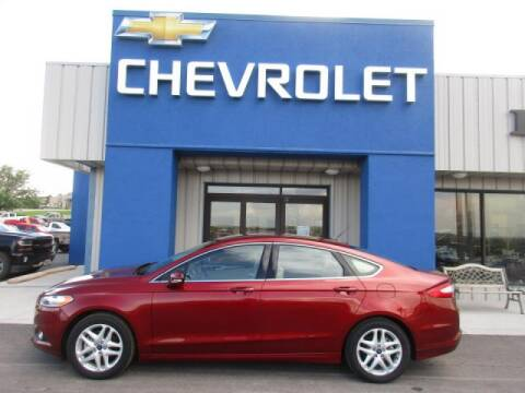 2014 Ford Fusion for sale at Tommy's Car Lot in Chadron NE