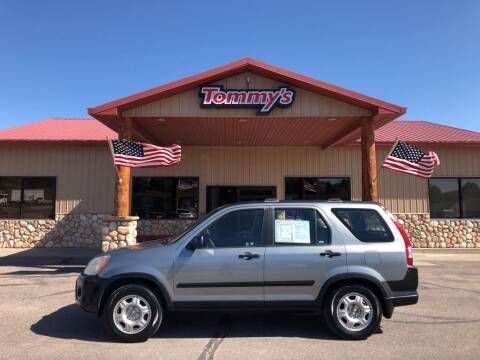 2005 Honda CR-V for sale at Tommy's Car Lot in Chadron NE
