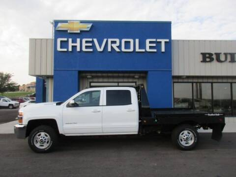 2018 Chevrolet Silverado 2500HD for sale at Tommy's Car Lot in Chadron NE