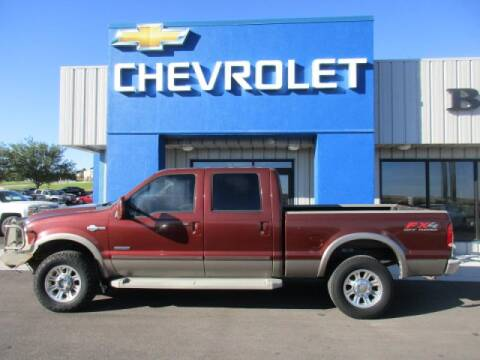 2005 Ford F-250 Super Duty for sale at Tommy's Car Lot in Chadron NE