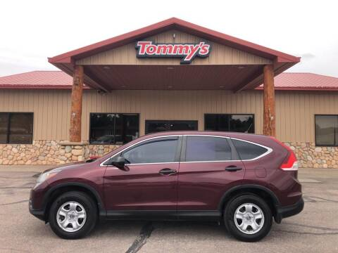 2013 Honda CR-V for sale at Tommy's Car Lot in Chadron NE