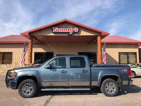 2011 GMC Sierra 1500 for sale at Tommy's Car Lot in Chadron NE