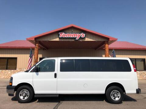 2019 Chevrolet Express Passenger for sale at Tommy's Car Lot in Chadron NE