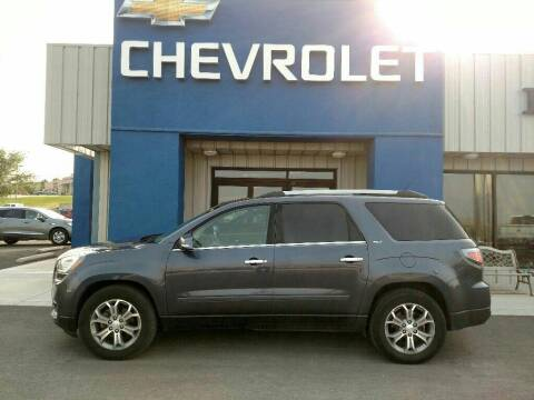 2014 GMC Acadia for sale at Tommy's Car Lot in Chadron NE
