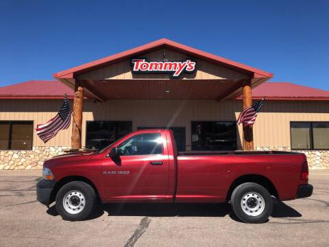 2012 RAM Ram Pickup 1500 for sale at Tommy's Car Lot in Chadron NE