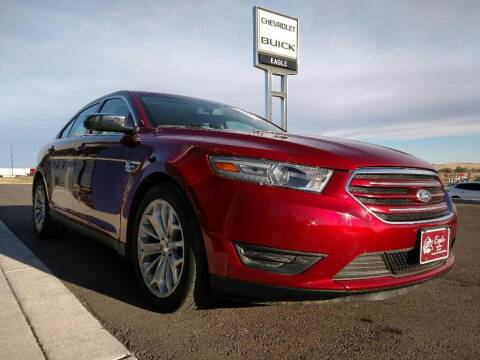 2014 Ford Taurus for sale at Tommy's Car Lot in Chadron NE