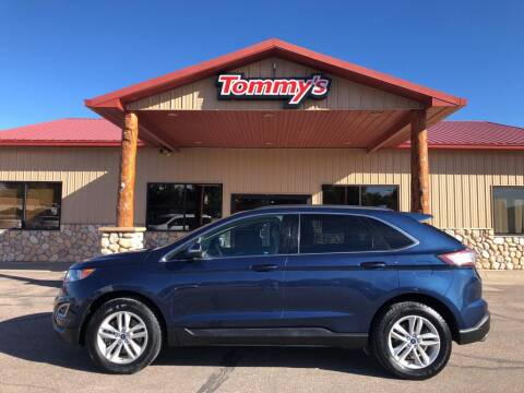 2017 Ford Edge for sale at Tommy's Car Lot in Chadron NE