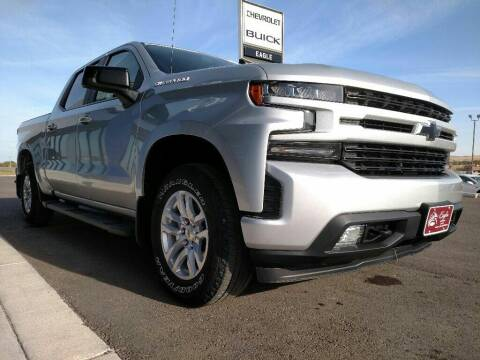 2020 Chevrolet Silverado 1500 for sale at Tommy's Car Lot in Chadron NE