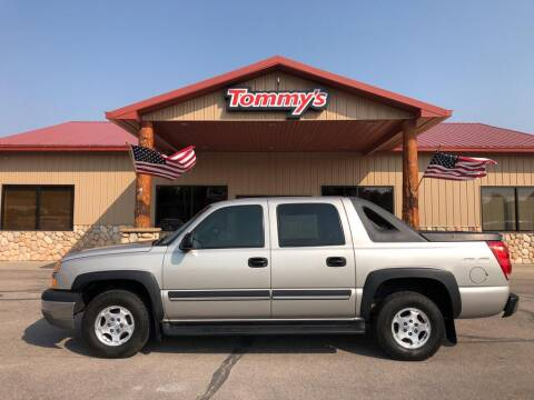 2004 Chevrolet Avalanche for sale at Tommy's Car Lot in Chadron NE