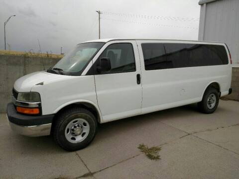 2010 Chevrolet Express Passenger for sale at Tommy's Car Lot in Chadron NE