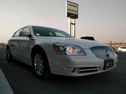 2011 Buick Lucerne for sale at Tommy's Car Lot in Chadron NE