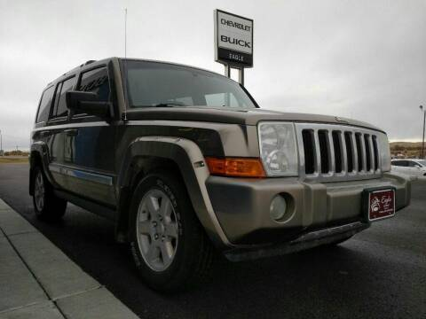 2006 Jeep Commander for sale at Tommy's Car Lot in Chadron NE