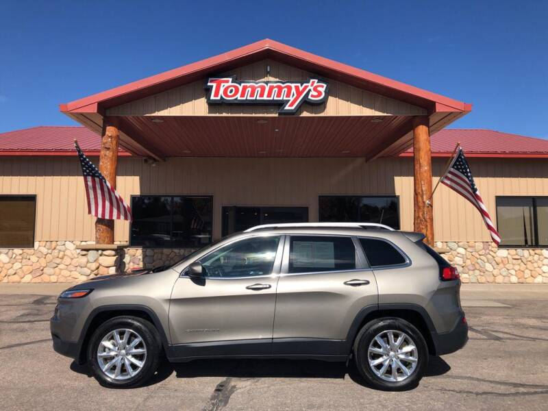 2017 Jeep Cherokee for sale at Tommy's Car Lot in Chadron NE