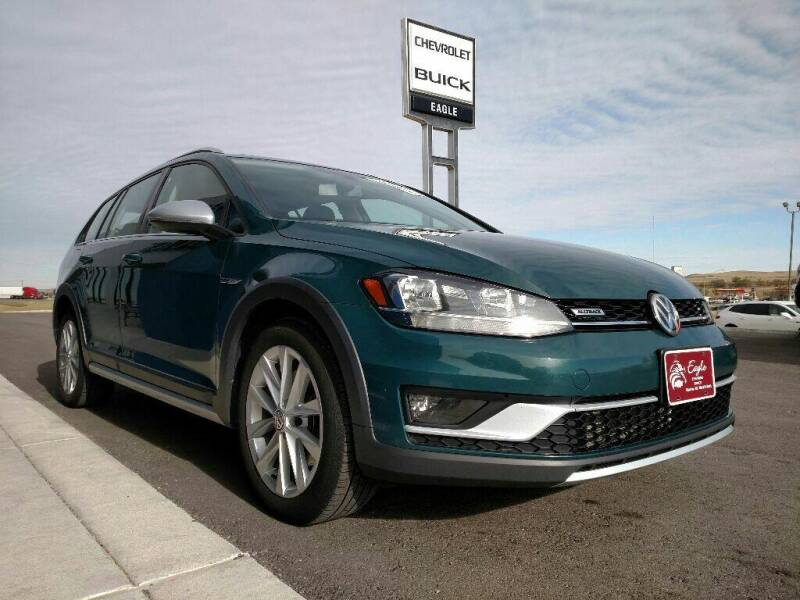 2018 Volkswagen Golf Alltrack for sale at Tommy's Car Lot in Chadron NE