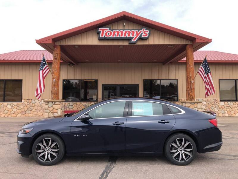 2017 Chevrolet Malibu for sale at Tommy's Car Lot in Chadron NE