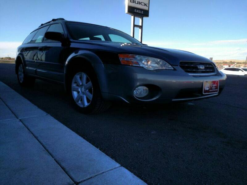 2006 Subaru Outback for sale at Tommy's Car Lot in Chadron NE
