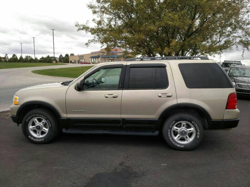2002 Ford Explorer for sale at Tommy's Car Lot in Chadron NE