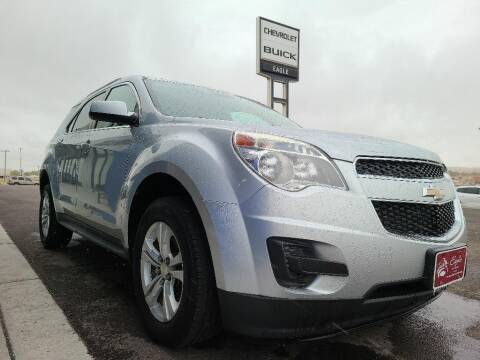 2012 Chevrolet Equinox for sale at Tommy's Car Lot in Chadron NE