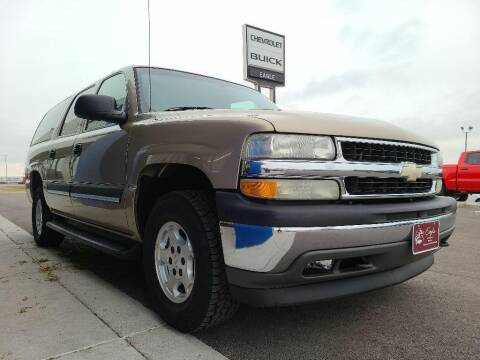 2005 Chevrolet Suburban for sale at Tommy's Car Lot in Chadron NE