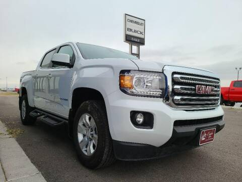 2018 GMC Canyon for sale at Tommy's Car Lot in Chadron NE