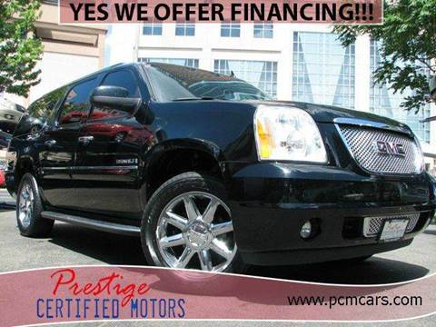 2007 GMC Yukon XL for sale at Prestige Certified Motors in Falls Church VA