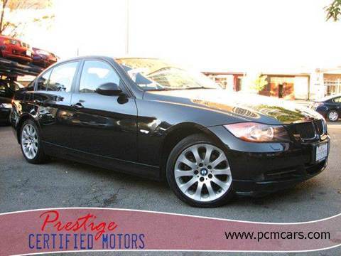 2007 BMW 3 Series for sale at Prestige Certified Motors in Falls Church VA