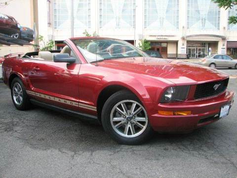 2005 Ford Mustang for sale at Prestige Certified Motors in Falls Church VA