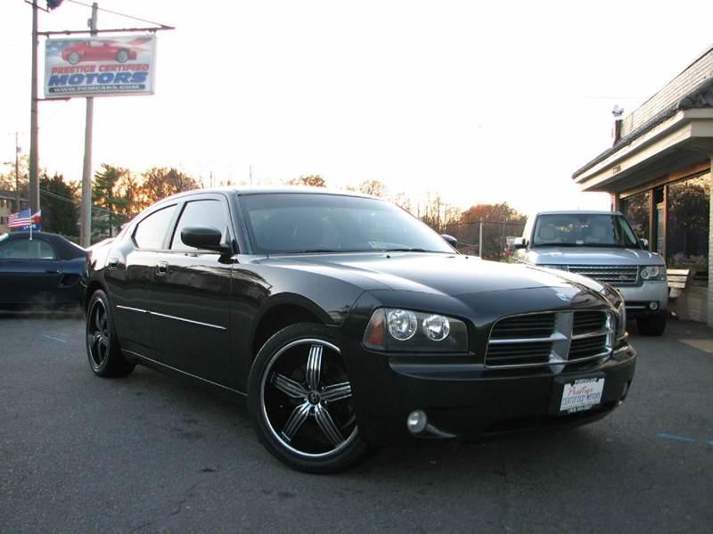 2006 Dodge Charger for sale at Prestige Certified Motors in Falls Church VA